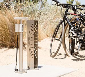 Public Bike Pumps