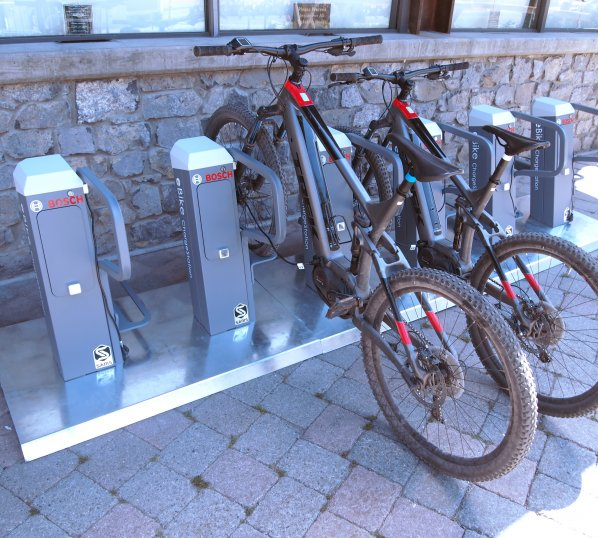 Commercial Bicycle Parking