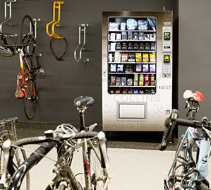 Pit Stop Vending Machines